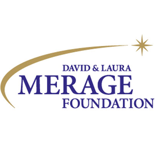 David and Laura Merage Foundation Logo